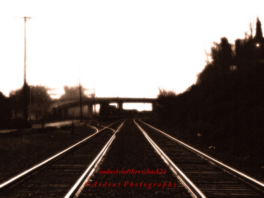 Tracks photographic art by Sarah McTernen
